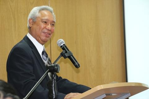 Isidoro Santana, Ministro de Economía, Planificacicón y Desarrollo