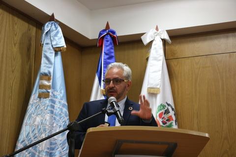 Pablo Salazar, Asesor Regional de Población y Desarrollo del UNFPA