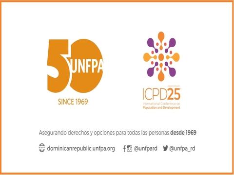 50 años del UNFPA y 25 años de ICPD: ¿Qué ha cambiado? - República Dominicana
