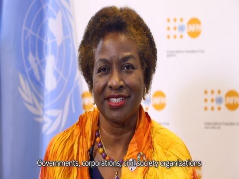 UNFPA Executive Director Dr. Natalia Kanem's Message on the Nairobi Summit Anniversary